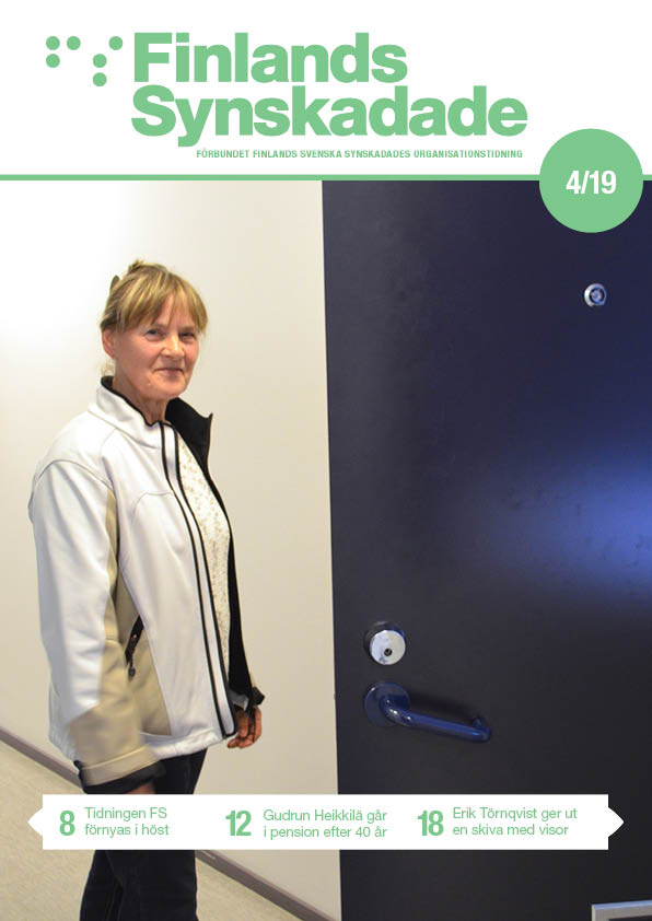 Gudrun Heikkilä har jobbat som hemvårdare i över 40 år